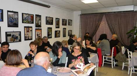 Pranzo nell associazione - Pranzo nell'Associazione Sardinia