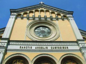 TORINO: Chiesa Santi Angeli Custodi.