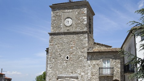 Trevico antica cattedrale - La cattedrale di Trevico
