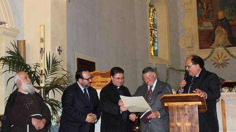 San tommaso5 - Il prof. Giulio Tarro