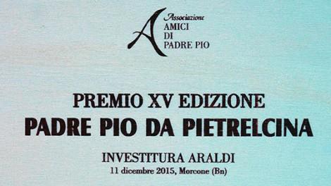 Premio Padre Pio Morcone sito