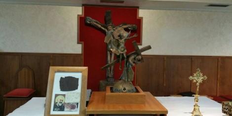 Reliquie di Padre Pio