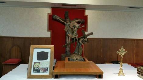 RELIQUIE DI PADRE PIO - Reliquie di Padre Pio