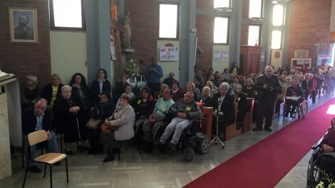Ammalati - Celebrazione Eucaristica per gli ammalati