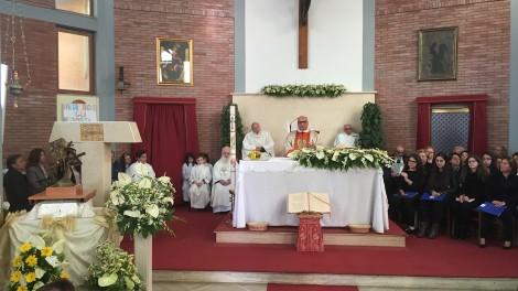 Ammalati4 - Concelebrazione Eucaristica presieduta da mons. S. Giuliano