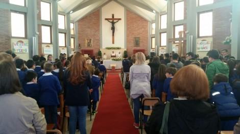 Scuole - Celebrazione Eucaristica con la partecipazione della scuole
