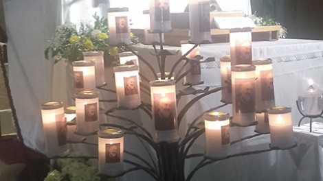 20160528_134635 - Le reliquie di San Pio da Pietrelcina