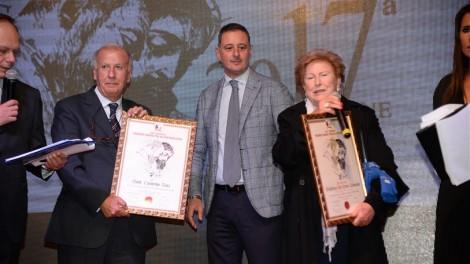 Riconoscimento a Michelina Del Prete Damiano, comitato regionale croce rossa italiana