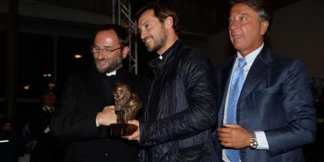 Don Nicola e il priore Dr. Giovanni Pimpinella con Don Davide