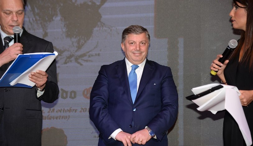 Cons. Gerardo Capozza, Capo dell'Ufficio del Cerimoniale di Stato della Presidenza del Consiglio dei Ministri