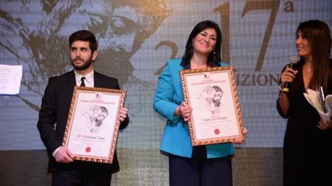La soprano Tania Di Giorgio e il pianista Francesco Amici