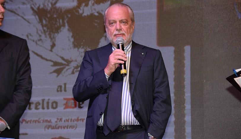 Presidente Aurelio De Laurentiis
