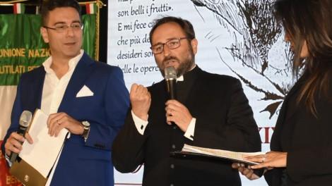 Don Nicola Gagliarde - Il presidente Don Nicola Gagliarde
