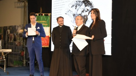 L'arcivescovo di Benevento Felice Acrocca - L'intervento dell'Arcivescovo di Benevento S. Ecc. mons. Felice Acrocca