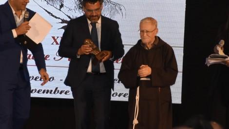 Il prof. Aurelio Tommasetti e P. Marciano Morra - il prof. Aurelio Tommasetti e P. Marciano Morra