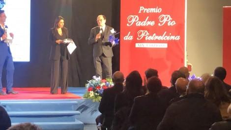 Il direttore Gianni Mozzillo chiude - Il direttore Gianni Mozzillo chiude il premio con i saluti finali